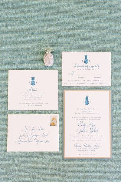 Invitations - Matching or Mixing It Up? 1