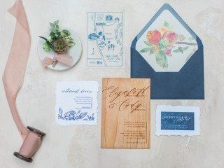 Invitations - Matching or Mixing It Up? 2
