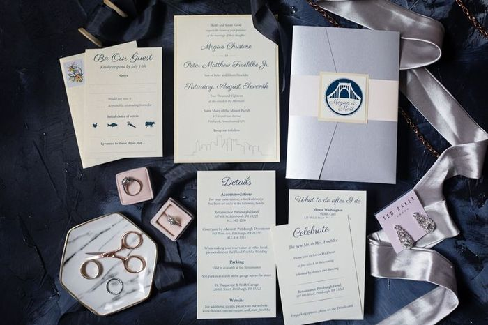 Invitation Inserts - One or More? 1