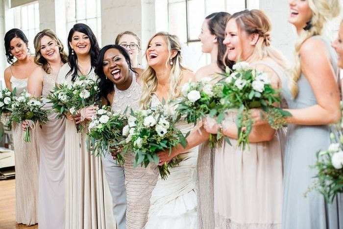 Which came first? Budget or Bridal Party? 1