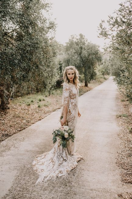 Dress Duels: Fringe or Floral? 1