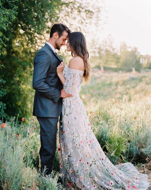 Dress Duels: Fringe or Floral? 2