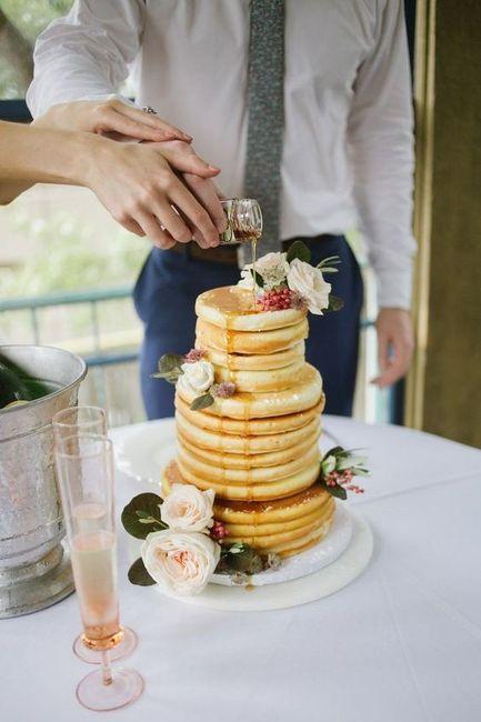 Cake Wars: Cheese Cake or Pancake? 2