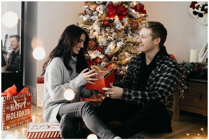 How do you sleigh the holidays? 🎄❤️ 1