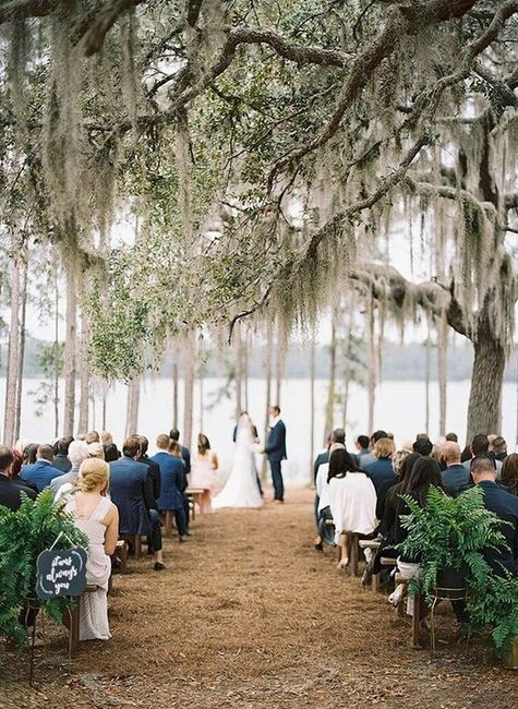 Where will your wedding take place? 1