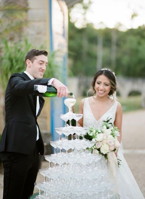 Champagne Toast - Necessary or Not? 1