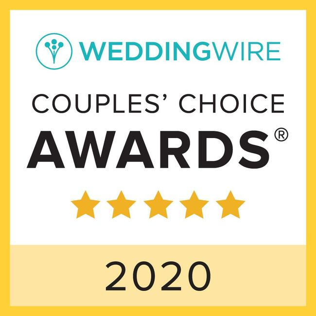 The year's best local vendors chosen by couples like you! Check out the 2020 Couples' Choice Awards® winners!! ⭐ 1