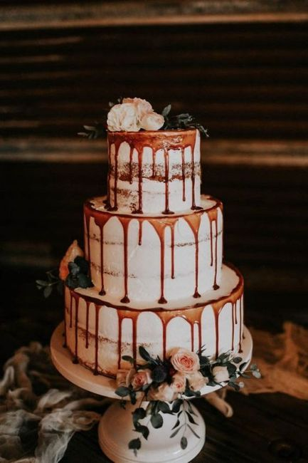 Drip Cake Trend - Into It or Over It? 1