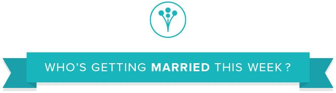 Who's getting married this week? (11/9/20-11/15/20) 1