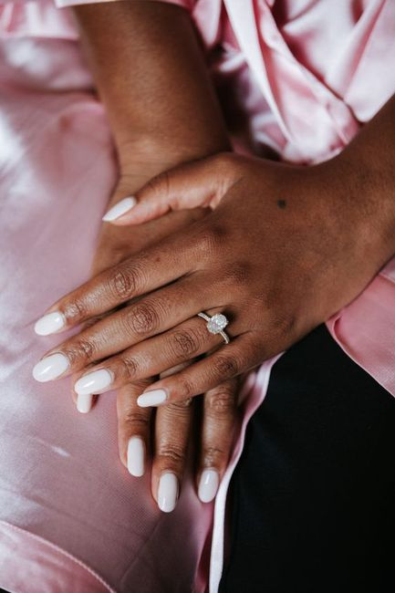 2023 Brides - Show us your ring! 1