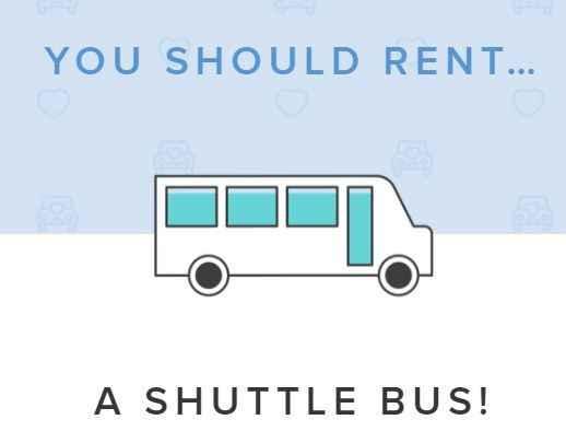 Transportation Quiz Result: Shuttle Bus