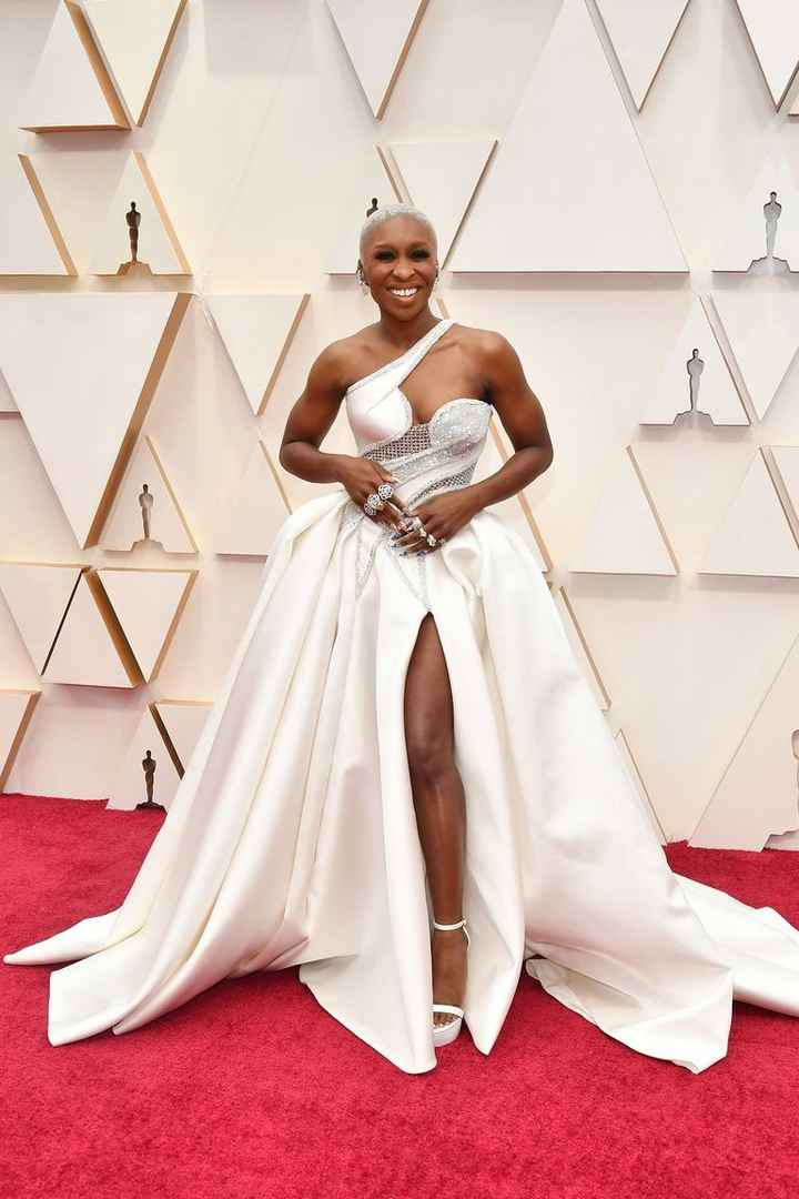 Cynthia Erivo 2020 Oscars Dress