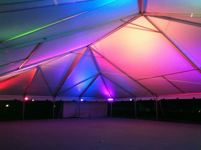I love @Kathleen Smith Photographyu0027s suggestion. Can they provide uplighting that starts high up at the edge of the tent? Picture ex≤s below & Uplighting in Outdoor Tents | Weddings Planning | Wedding Forums ...
