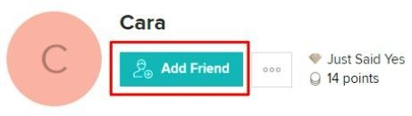 How to Add Friends in the Community 2