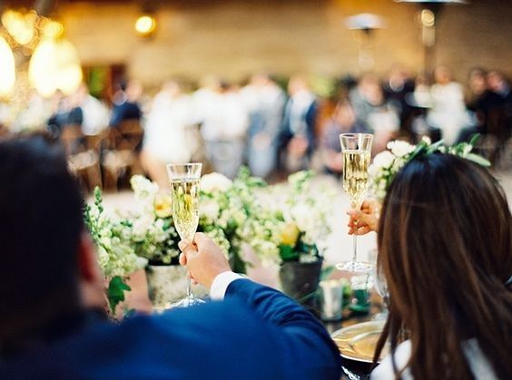 Keep Or Skip Champagne Toast Weddings Wedding Reception