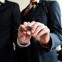 Grooms Wedding Bands