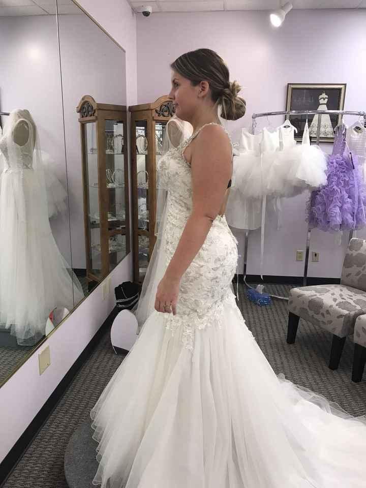 i said yes to the dress! - 2
