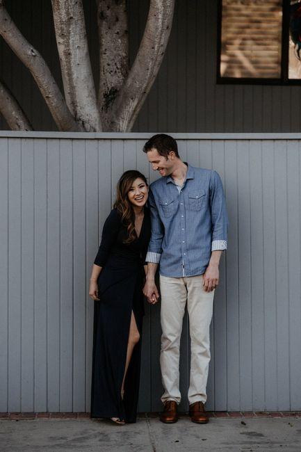 Dresses for engagement photoshoot 4