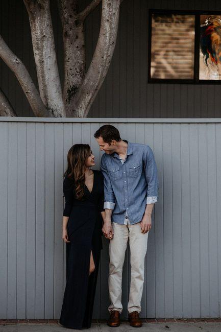Dresses for engagement photoshoot 5