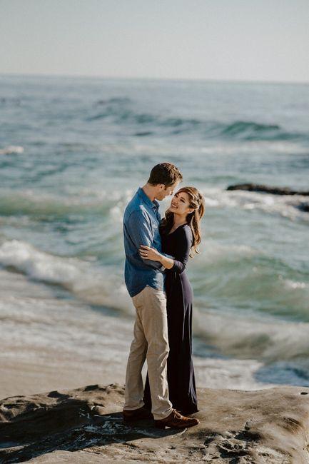 Dresses for engagement photoshoot 6