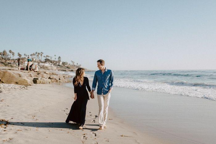 Dresses for engagement photoshoot 8