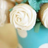 Cupcake cake display?