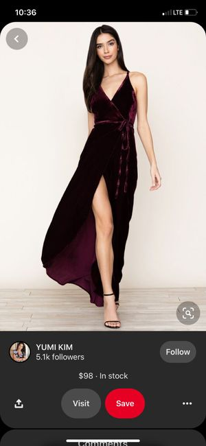 What color should i go with in my November wedding?! 1