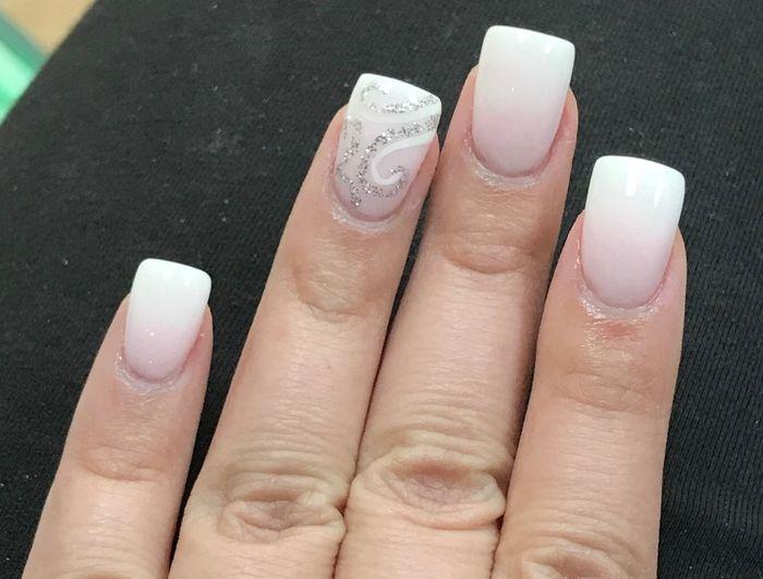 Wedding Nails: Bold or Subtle? 4