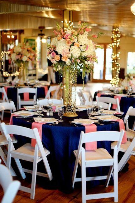 Coral wedding color! 2