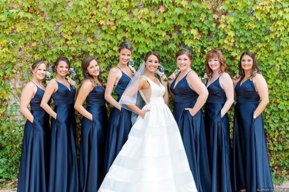 Help with Bridesmaid Dresses & Colors 2