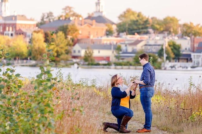 Over or Under: 14 Month Engagement? 1