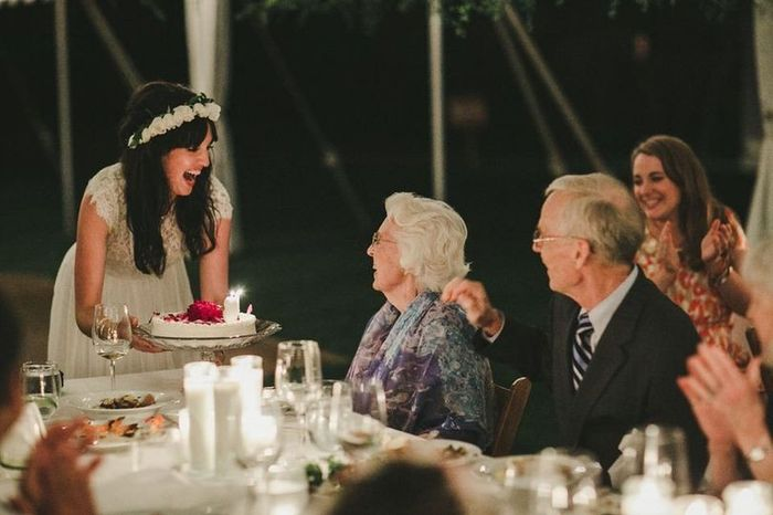 Would you get married on your birthday? Yea or nay? 1