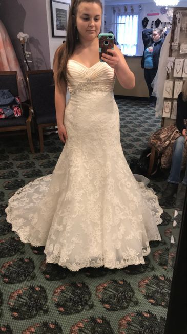 Let's see your dresses! 12