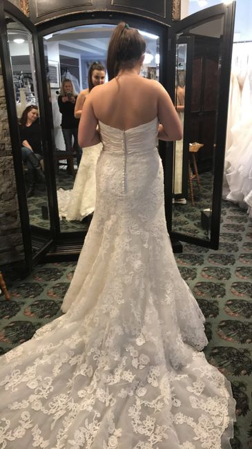Let's see your dresses! 13