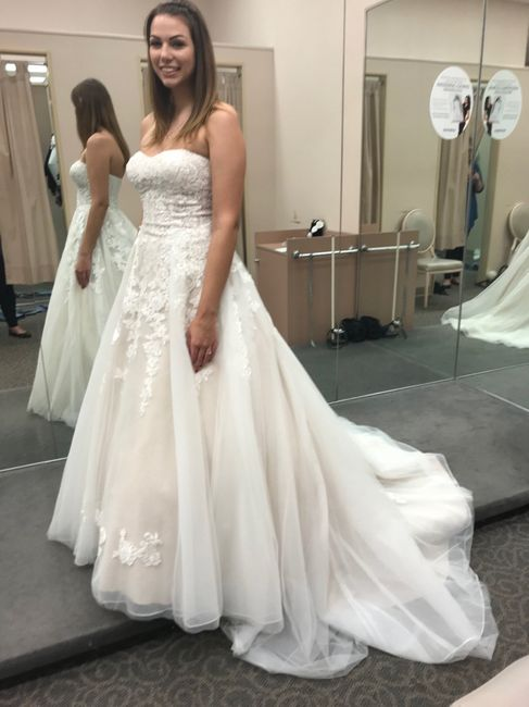 i Said Yes To My Dress!!!!! - 1