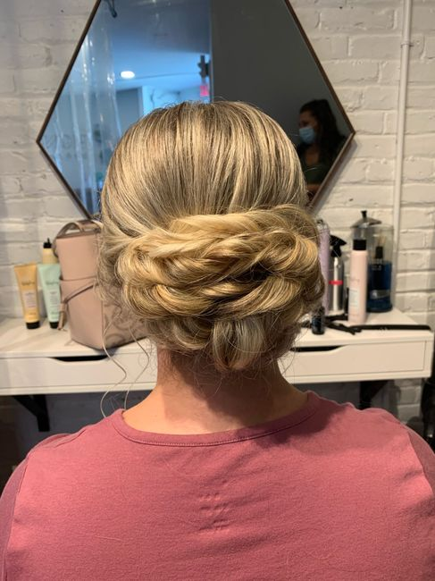Hair and Makeup Trial! - 1