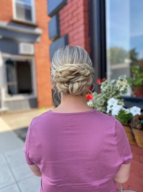 Hair and Makeup Trial! - 5