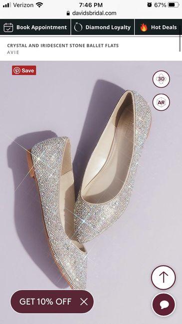 Help Me Pick Wedding Shoes 4