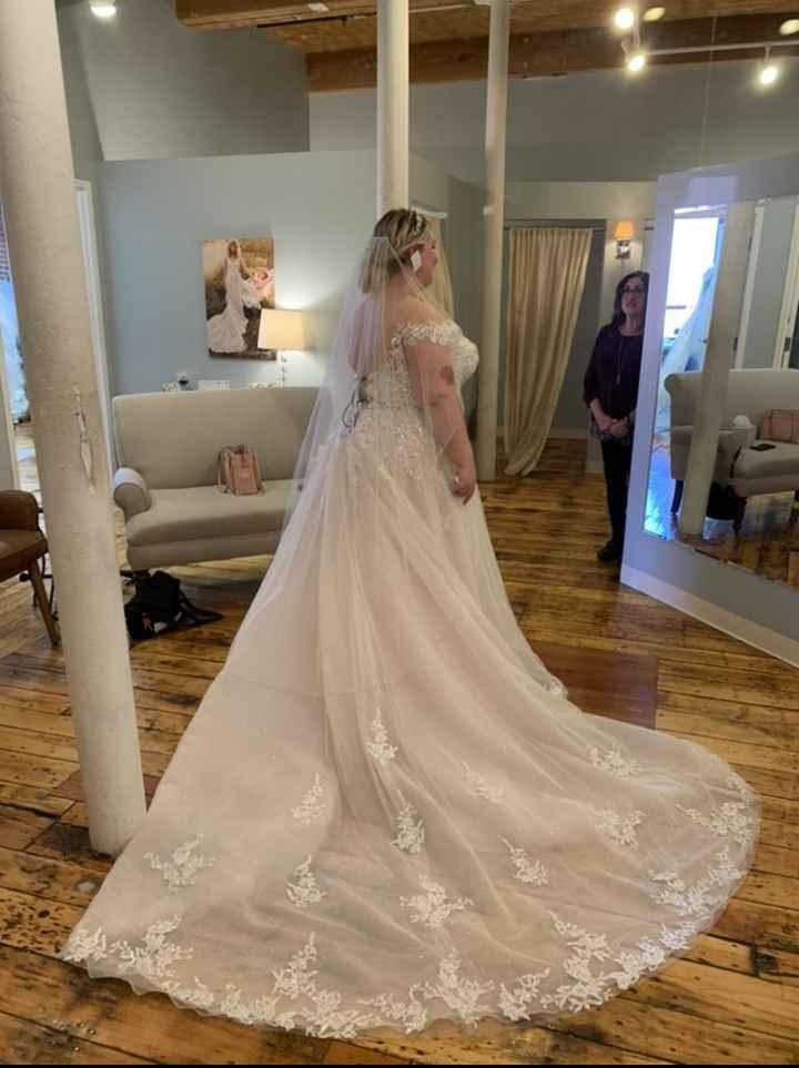 Wedding Veil Help - 1