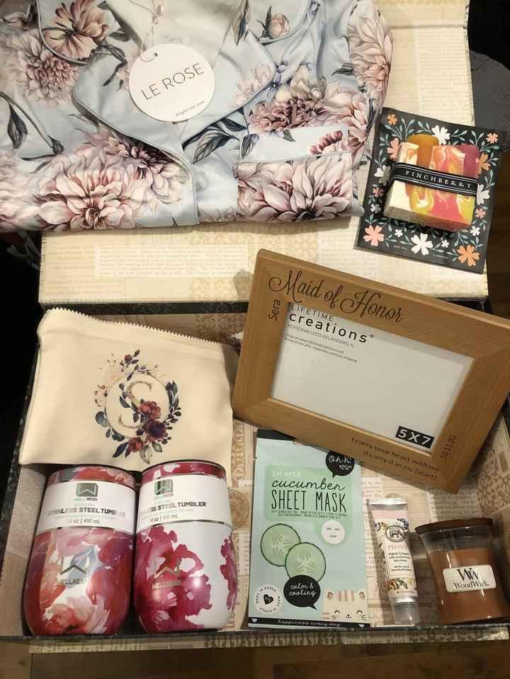 Bridesmaids Gifts! - 1
