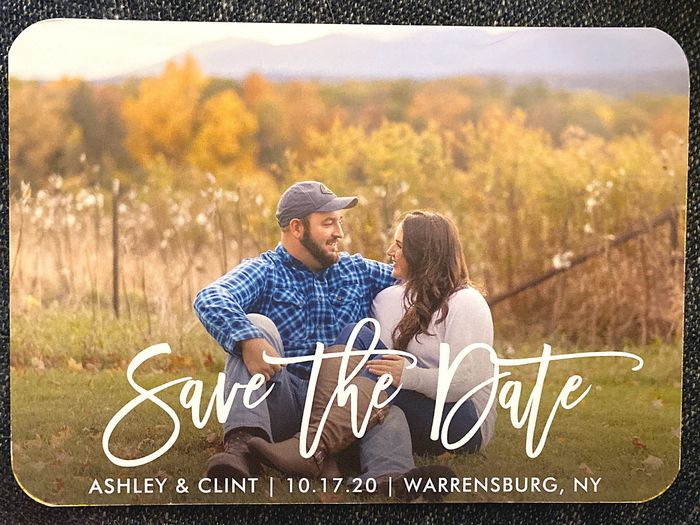 Invites and save the dates from Zazzle! 1