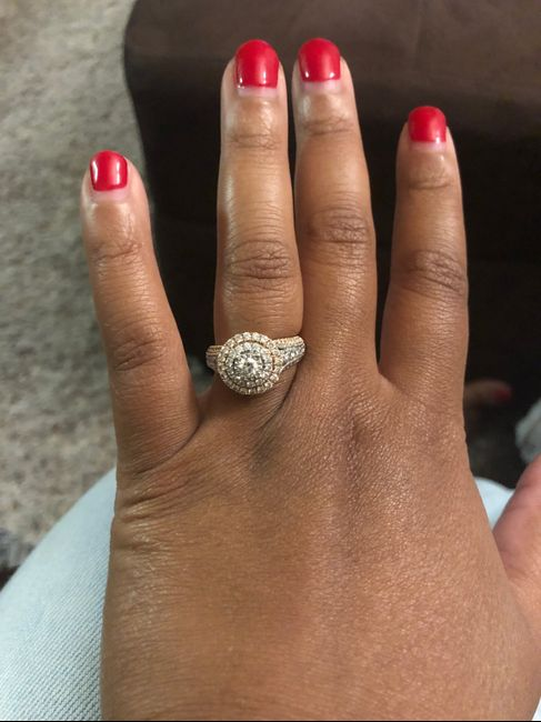 Tell me about your ring 💍! 10