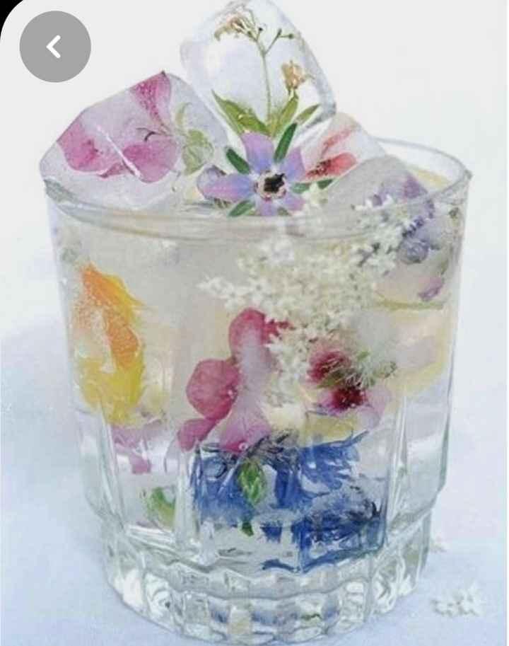 Edible flowers - 1