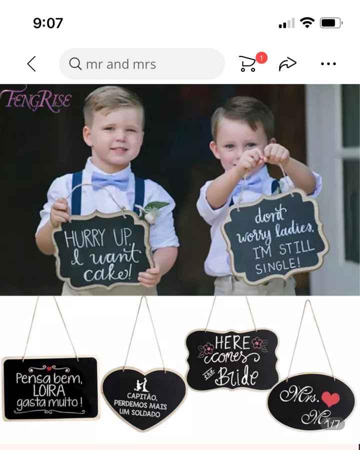 Help, please! Finding roles for children in wedding ceremony - 1