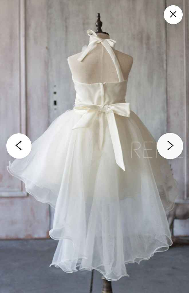 Purchased my Flower girl attire!!! - 2