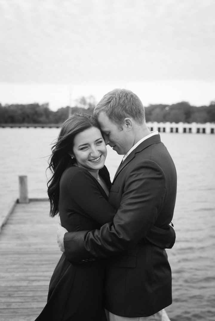 engagement pics - show me your favorite picture - 3