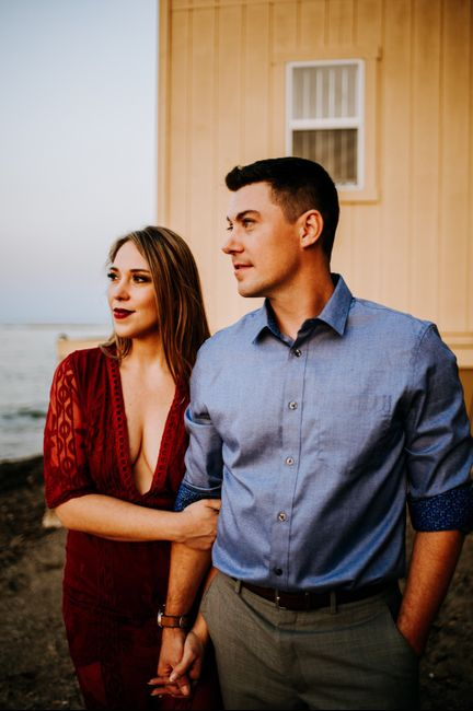 Our Engagement photo session! 5