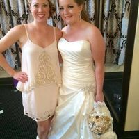 October/November Brides...let's see your dresses!