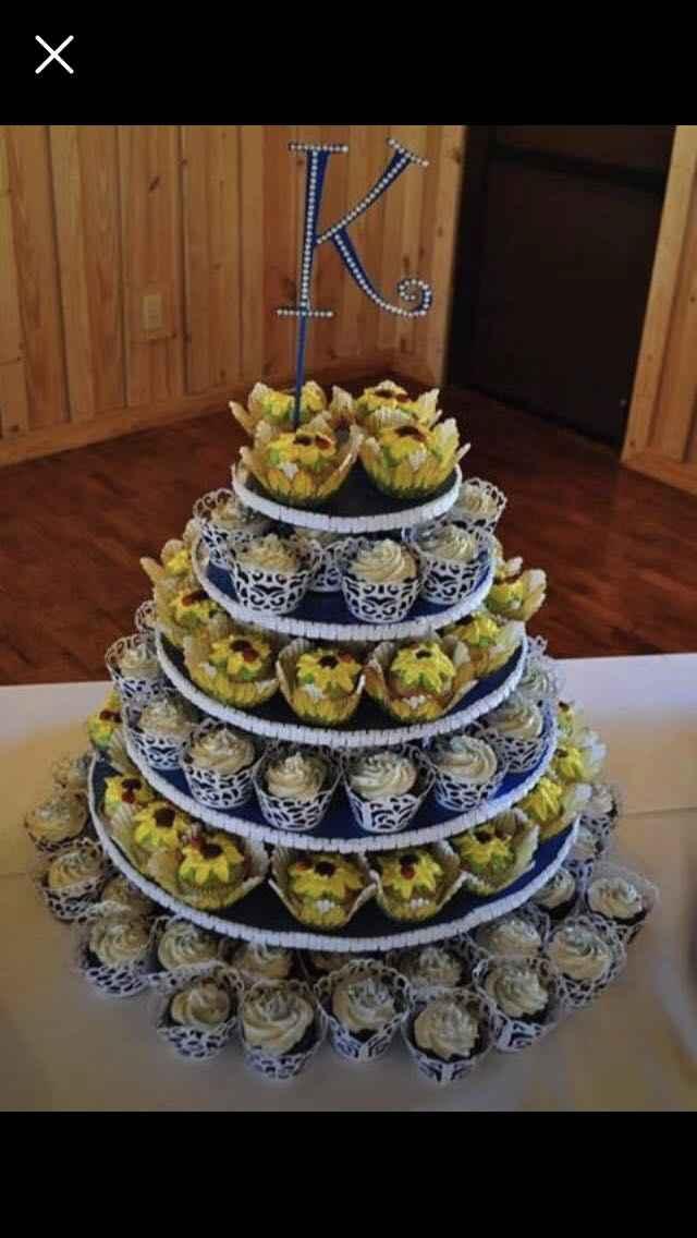 Cupcake stand - 1