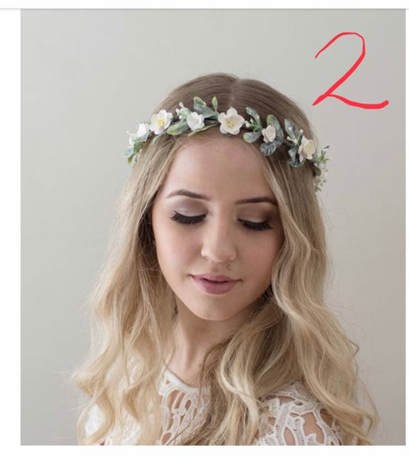 Bridal halo! Please help ❤️ 2